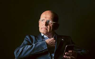 Johannes Czwalina: Wieso predigen Sie Vergebung, Herr Managementberater?