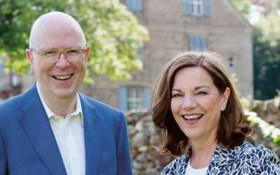 Ilona und Rainer Wälde: Endlich angekommen