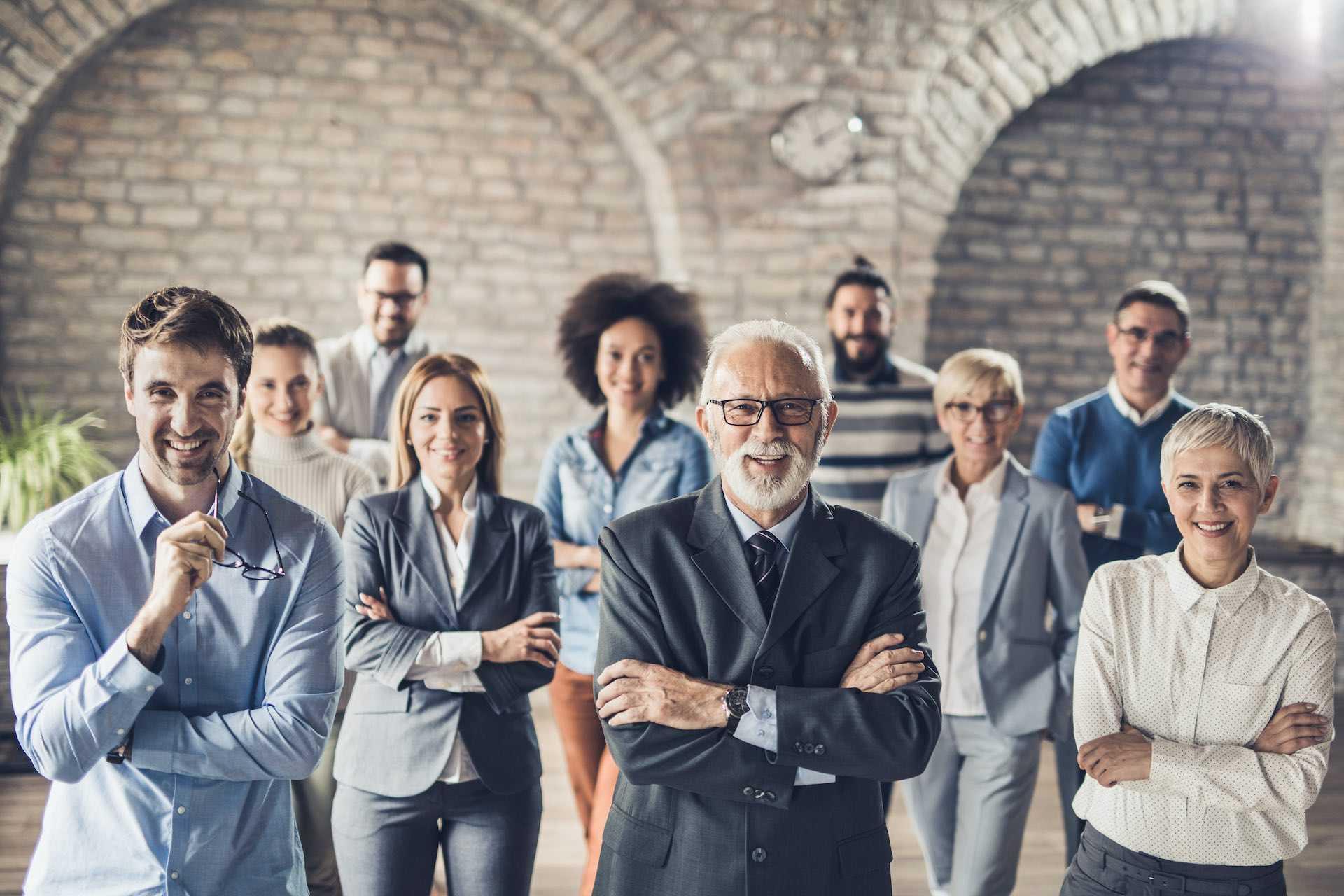 Unternehmer Unternehmerin Führungskräfte IVCG Geschäftsleute Führungskraft Christ Werte