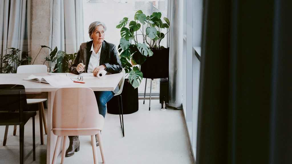 Monika Lepel: Was macht einen guten Arbeitsplatz aus?