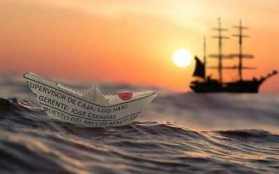 Warum bauen Sie sich nicht ein Schiff, wenn Sie eines brauchen? (Robert J. Tamasy)