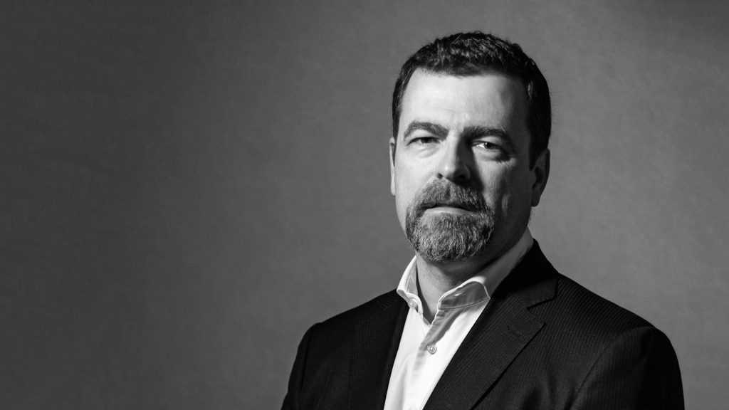 Roland Decorvet: Der Sozialunternehmer